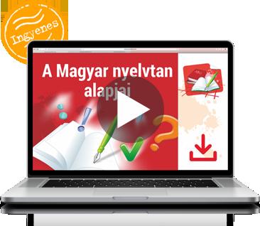A magyar nyelvtan alapjai