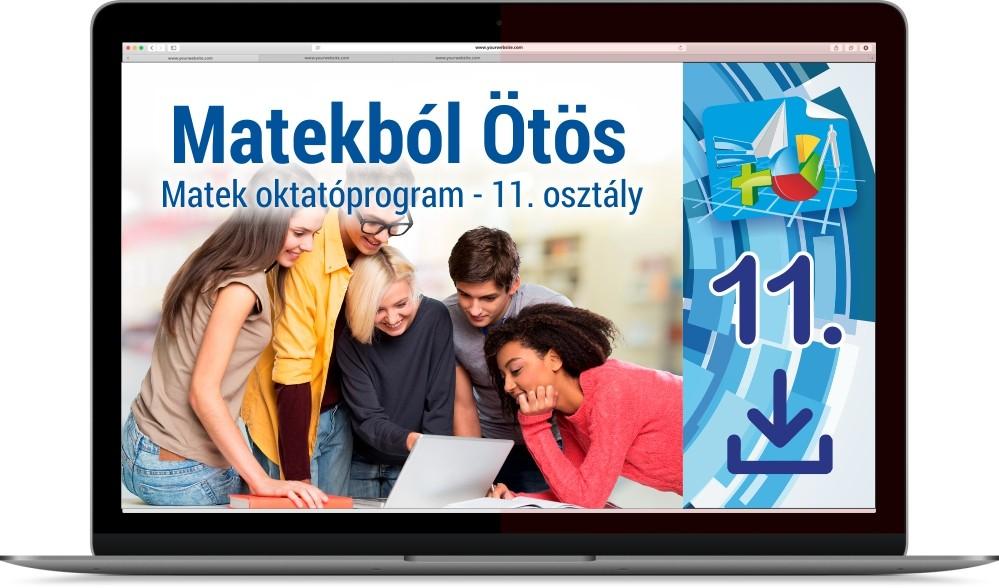 Matekból Ötös 11. osztályosoknak