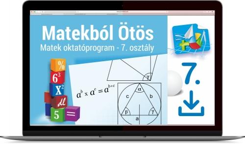 Matekból Ötös 7. osztály