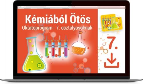 Kémiából Ötös 7. osztály