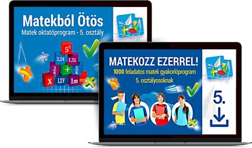 Matek Oktatócsomag 5. osztályosoknak