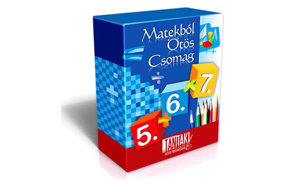 Matekból Ötös Csomag