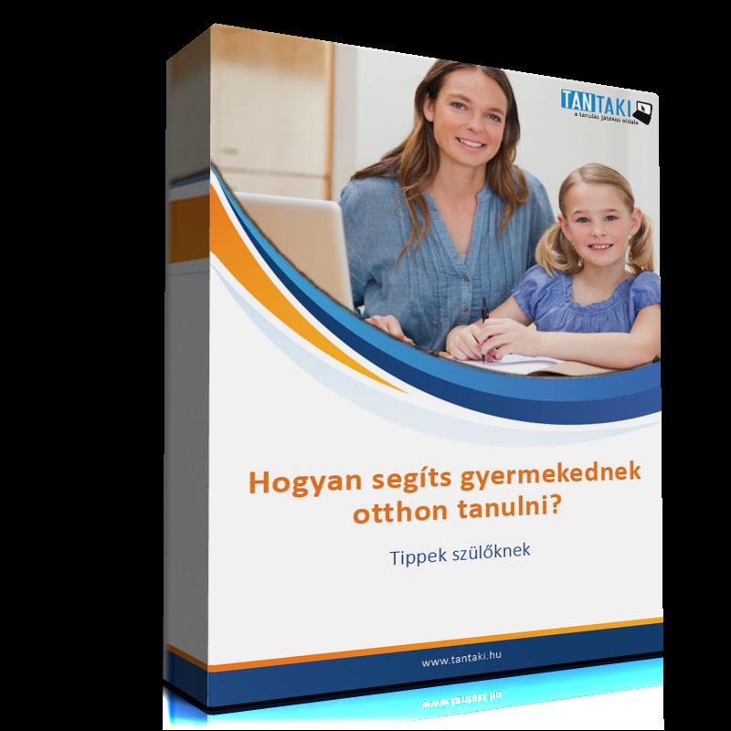 Hogyan segíts gyermekednek otthon tanulni? PDF